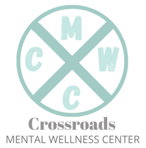 Crossroads Mental Wellness Center - logo - footer
